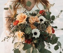 Amber Bliss Bouquet