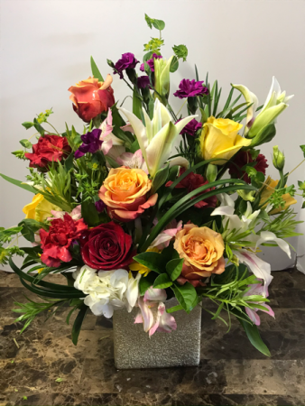 Amber Delight Arrangement