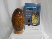 Amber Glass Essential Oil Diffuser Essential Oil Diffuser