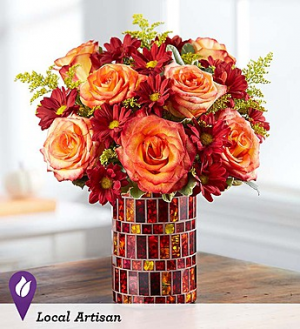 Amber Waves  in Oakdale, NY | POSH FLORAL DESIGNS INC.