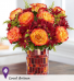 Amber Waves From Roma Florist & Greenhouse