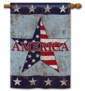 America Garden Flag