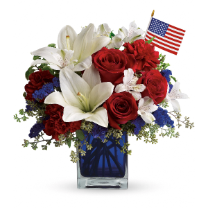 America the Beautiful T163-2 in Rossville, GA | Ensign The Florist