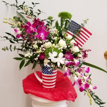 American elegance Arrangement