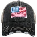 American Flag Hat Gift Item