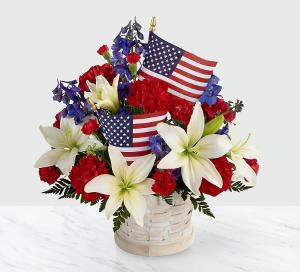 American Glory™ Bouquet  in Las Vegas, NV   Blooming Memory