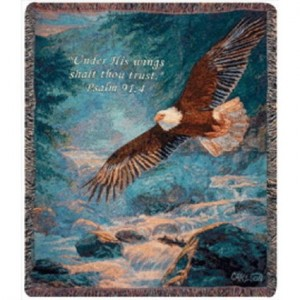 American Majesty Tapestry