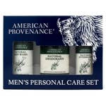 American Provenance Men's Personal Care Set