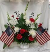 american sympathy arrangement