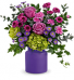 Amethyst Awe Bouquet