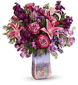 Amethyst Jewel Bouquet