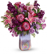 Amethyst Jewel Bouquet