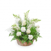 Among the Clouds Sympathy Basket