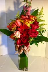 Amor Eterno Belleza floral alta
