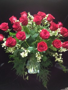 Amour 1 dozen, 2 dozen, 3 dozen  in New Canaan, CT | BON FLEUR