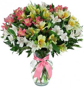 AMY'S ALSTROEMERIA Bouquet