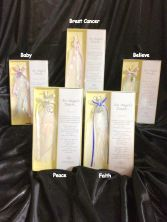 An Angel touch Inspirational Ribbons