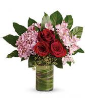 An Island Romance Flower Arrangement