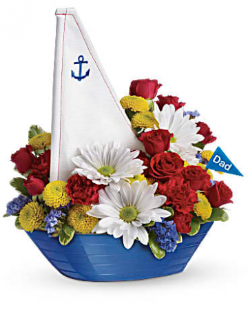 Anchors Aweigh Bouquet