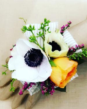 Anemome Boho Corsage Corsage in Draper, UT | Draper FlowerPros