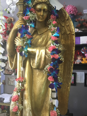 angal rental with rosary