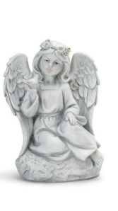 Angel and Bird Sympathy stone