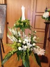 Angel Arrangement Funeral