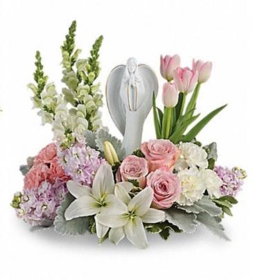 Angel elegance  Funeral