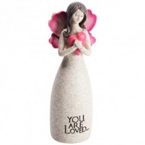 "Angel Figurine ""You are Loved"" Sympathy Accessory/ Gift item"