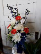 Angel girl Fresh vase
