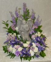 Angel in Purple Funeral