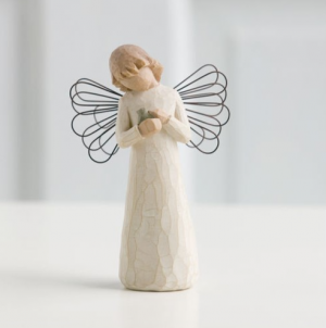 Angel of Healing Willow Tree® by Susan Lordi Get Well Soon addon in Spanish Fork, UT | CARY'S DESIGNS WEDDINGS & EVENTS