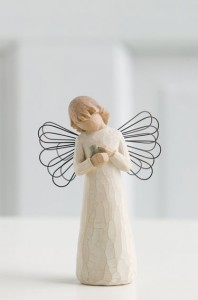 Angel of Healing Willow Tree® by Susan Lordi Gift in Spanish Fork, UT | CARY'S DESIGNS FLORAL & GIFT SHOP