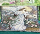 Angel of Love Afghan Throws
