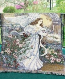 Angel of Love Blanket