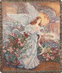 Angel of Love Throw