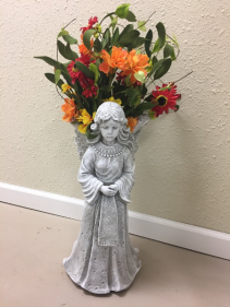 Angel Planter Keepsake