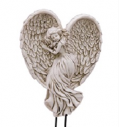 Angel Planter Pick* Fine Gifts