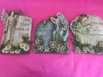 Angel Plaques