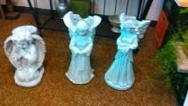 angel pot holders