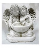 Double Angel Statue
