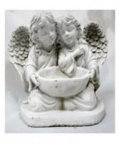 Double Angel Statue