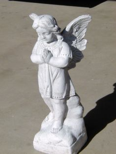 Praying Angel Statue  in Plain City, OH | PLAIN CITY FLORIST