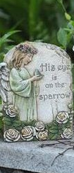 Angel Sympathy plaque Sympathy Angel