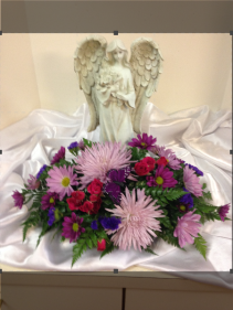 Angel Sympathy Sympathy Arrangement