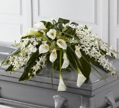 Angel Wings Casket