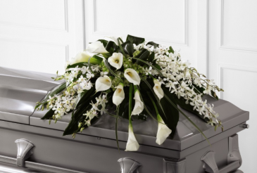 Angel Wings Casket Spray Casket Spray