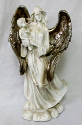 Angel With Child Gift Item