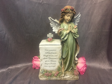 ANGEL WITH URN