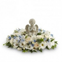 Angel Wreath Bouquet
